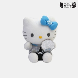 Robot Kitty Singapore Plush Kitty Da VinKI