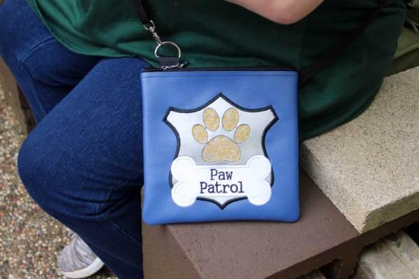 Paw Patrol Cross body Bag2