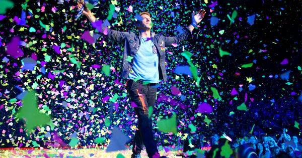 Coldplay : Nuovo album a Novembre .