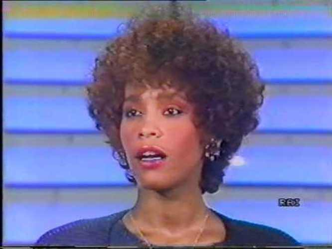 Sanremo 70,Il famoso Bis di Whitney Houston. (VIDEO)
