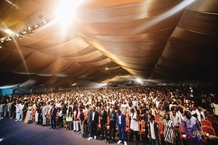 Christ Embassy defies covid-19 protocols, holds a mega event. 6