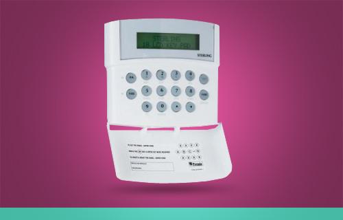 Security Alarm Visonic