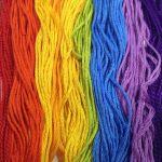 rainbow string