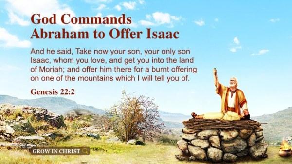 abraham and isaac # 87