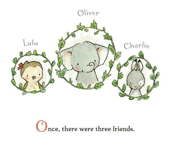 Olivers Tree