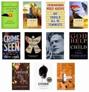 Books Read April
