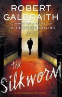 The Silkworm - Robert Galbraith (J.K. Rowling)