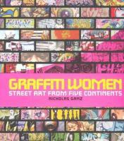 Graffiti Women - Nicholas Ganz