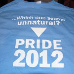 Back of Pride shirts
