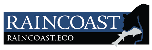 Raincoast Conservation Foundation .eco microblog logo