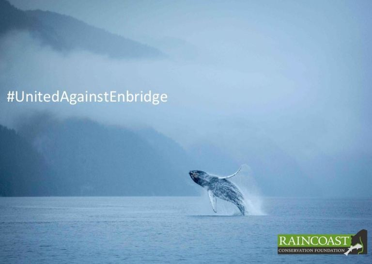 United against Enbridge
