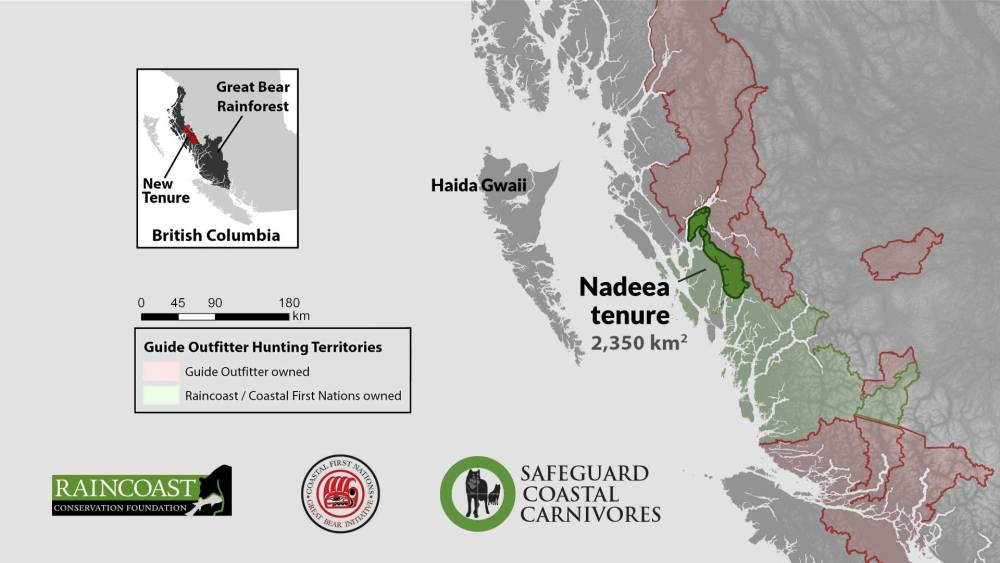 We did it! Fundraising for the Nadeea tenure is complete