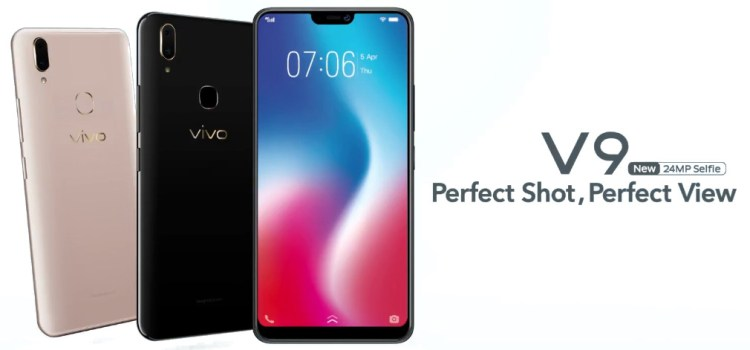 VIVO V9 to Arrive in the Philippines on the 22nd of March
