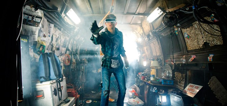 READY PLAYER ONE   Steven Spielberg's Extra Life Quarter #5SecReview