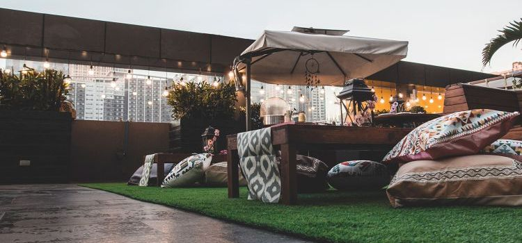 Experience Bohemian Summer Glamping at the F1 Hotel Manila Canary Lounge