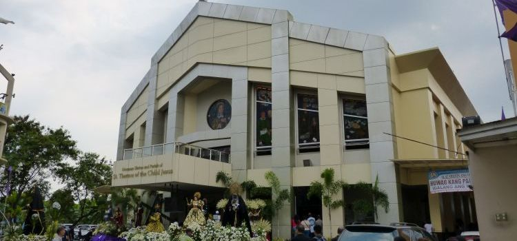 PLACES | The Diocesan Shrine and Parish of Saint Therese of the Child Jesus in Antipolo