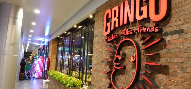 GRINGO Chicken and Ribs Opens its 10th and Biggest Branch in Greenhills, San Juan