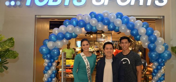 Toby's Sports Inaugurates its 53rd Store at Ayala Malls Feliz