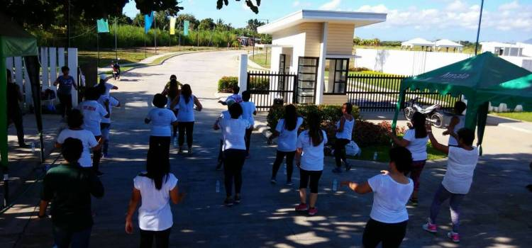 A Healthy and Fun-Filled Summer for Amaia Land Southern Communities