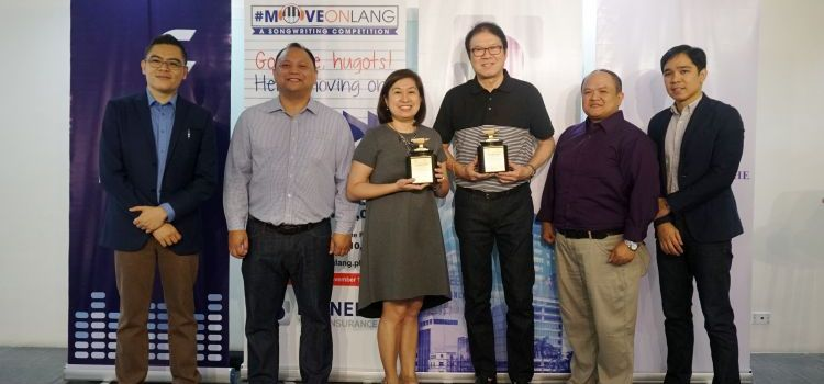 Pioneer Insurance, FILSCAP and ComCo SEA Bags 2 Anvil Awards for #MoveOnLang Campaign