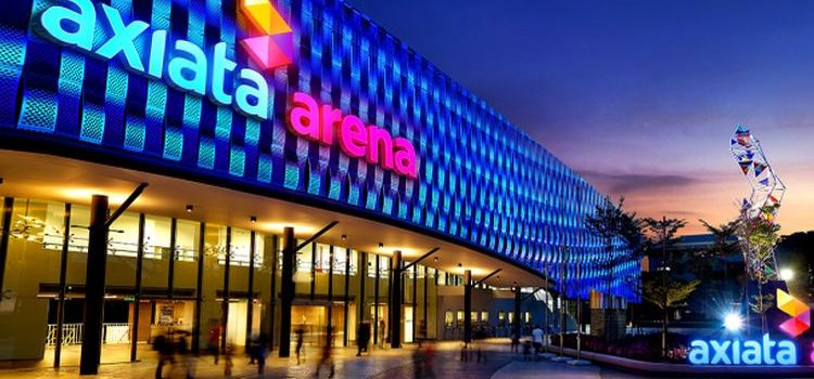 Kuala Lumpur's Axiata Arena is Now Ready for the Pacquiao-Matthysse Fight