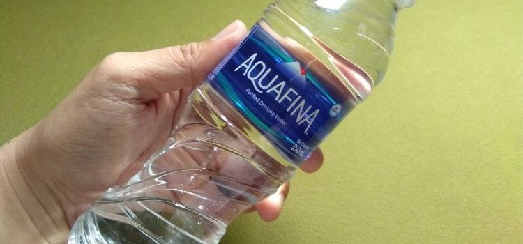 Can AQUAFINA Purified Drinking Water Inspire You to Be Your Best?