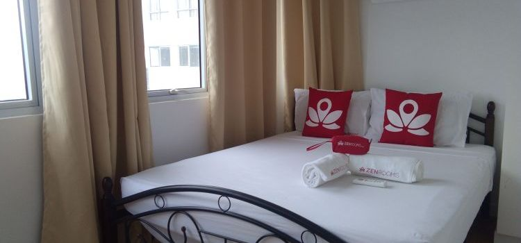 A Relaxing Stay at ZenRooms Fort Victoria in BGC