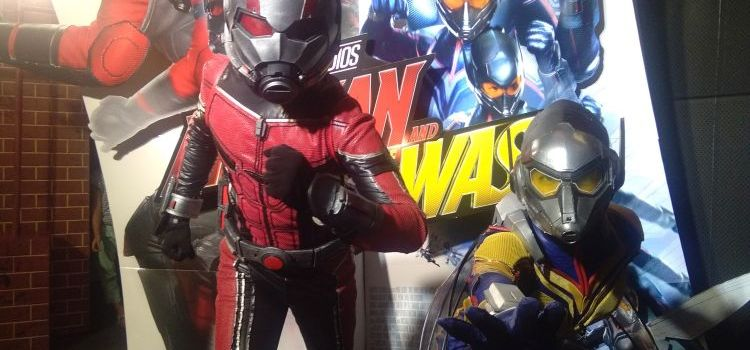 Ant-Man And The Wasp Makes BIG Impact on Marvel PH Fans