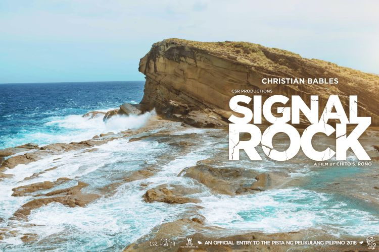 SIGNAL ROCK Movie Brings Together Christian Bables and Director Chito S. Roño