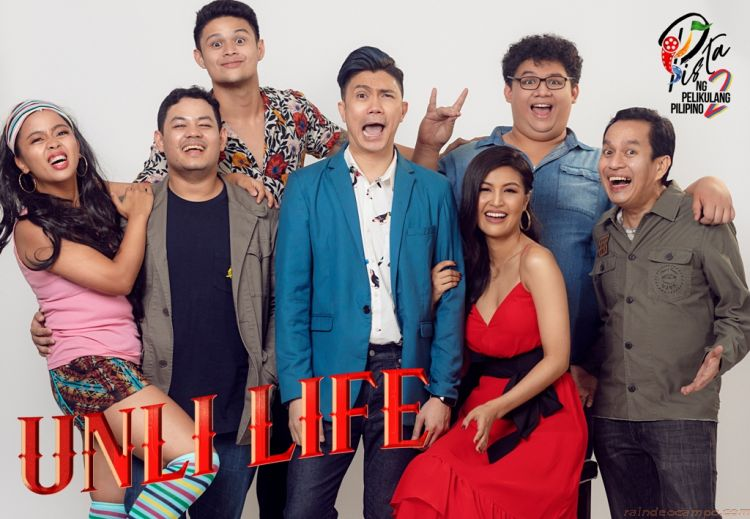 Vhong Navarro Goes Back in Time in Regal Film's UNLI LIFE