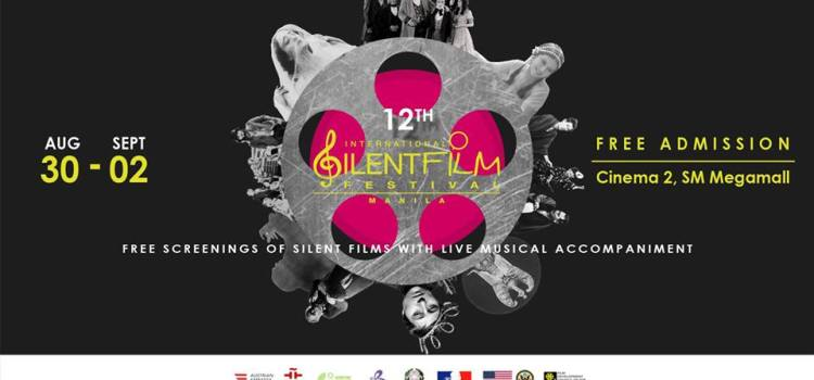 12th International Silent Film Festival Manila Participants and Screening Schedules