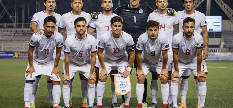 National Football Team Philippine Azkals is Going Global