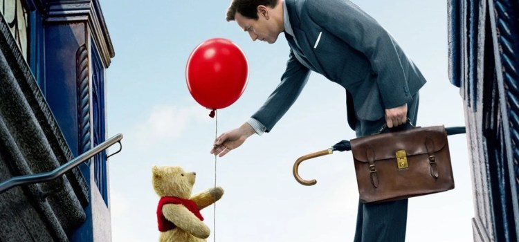 10 Work/Life Lessons From Winnie The Pooh in Disney's CHRISTOPHER ROBIN Movie
