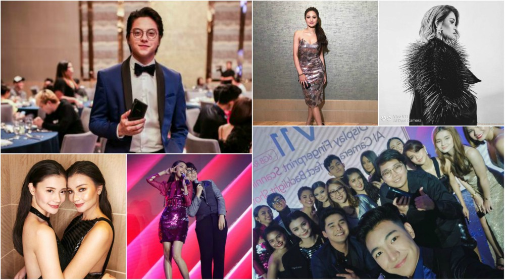 Who's Who at the Glitzy Vivo V11 9/11 Philippine Launch