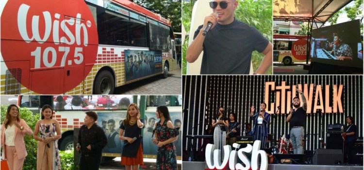 Highlights of the WISH BUS USA Simultaneous Launch in Hollywood and Eastwood