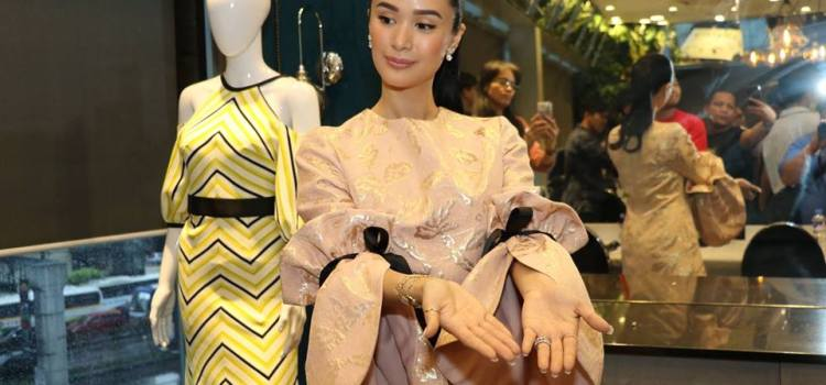 Heart Evangelista, Other Celebs to Sell Pre-Loved Luxury Items to Help Caritas Manila Scholars