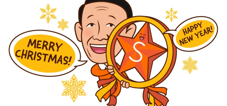 Download Jose Mari Chan Viber Stickers and Get 100 Pesos Off on Shopee