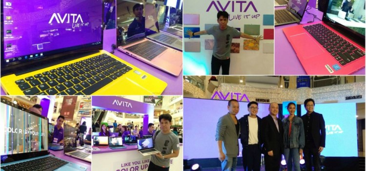 New U.S. Lifestyle Tech Brand AVITA Now in the Philippines