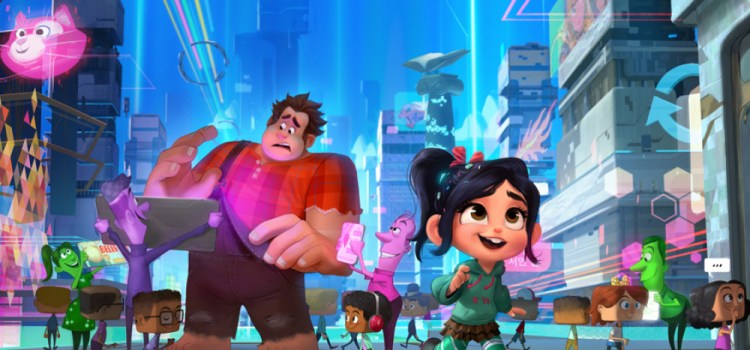 Ralph Breaks The Internet and IMAX at SM Cinema Too