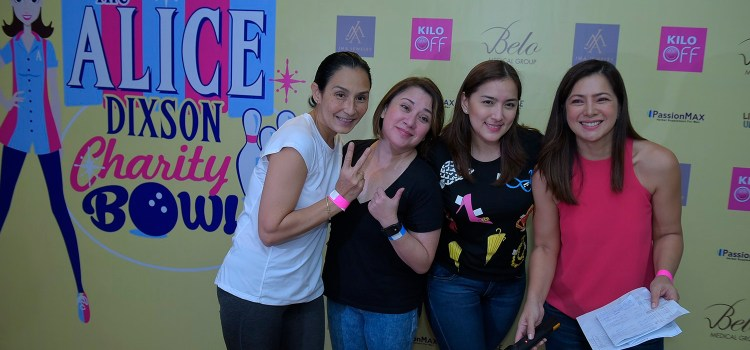 Alice Dixson To Host 2nd Charity Bowl Event For The Benefit of Kalipay Orphanage