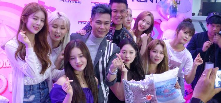 MOMOLAND Back in Manila For FrontRow International Endorsement Gig