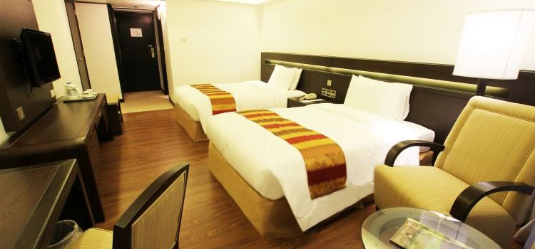 Century Park Hotel Christmas Adventure Room Packages
