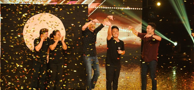 20-Year Old Filipino Shadow Artist Scored a Golden Buzzer in Asia's Got Talent