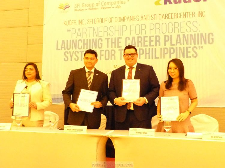 SFI Group of Companies and Kuder to Address Lack of Career and Guidance Counselors in the Philippines