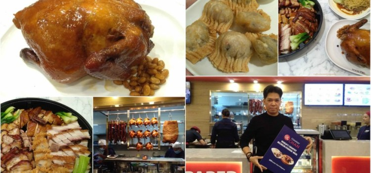 My Top 5 HAWKER CHAN Picks – Cheapest Michelin-Starred Restaurant Now in the Philippines