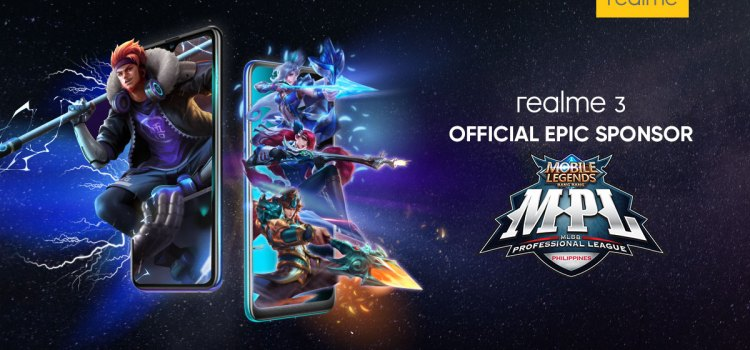 Realme Philippines Sponsors Mobile Legends: Bang Bang Pro League Season 3