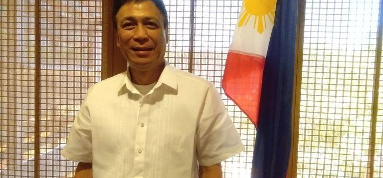 """CHET CUNETA Wants To Be The New """"Tatay"""" of Pasay City Just Like His Father Was"""