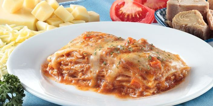 Greenwich Introduces Tuna Lasagna Supreme
