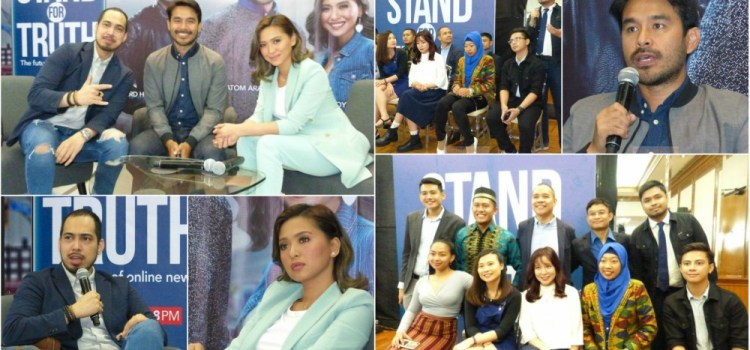 STAND FOR TRUTH | GMA Introduces the Future of Online News and a New Breed of Young Mobile Journalists