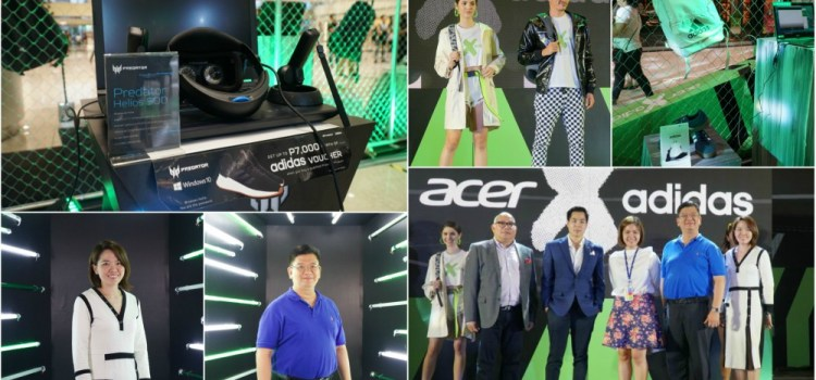 Acer X Adidas Back-To-School Promo Launch Event
